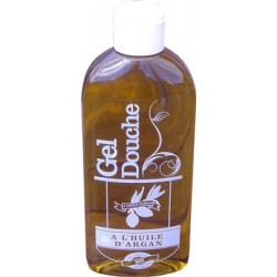 Gel douche à l'argan